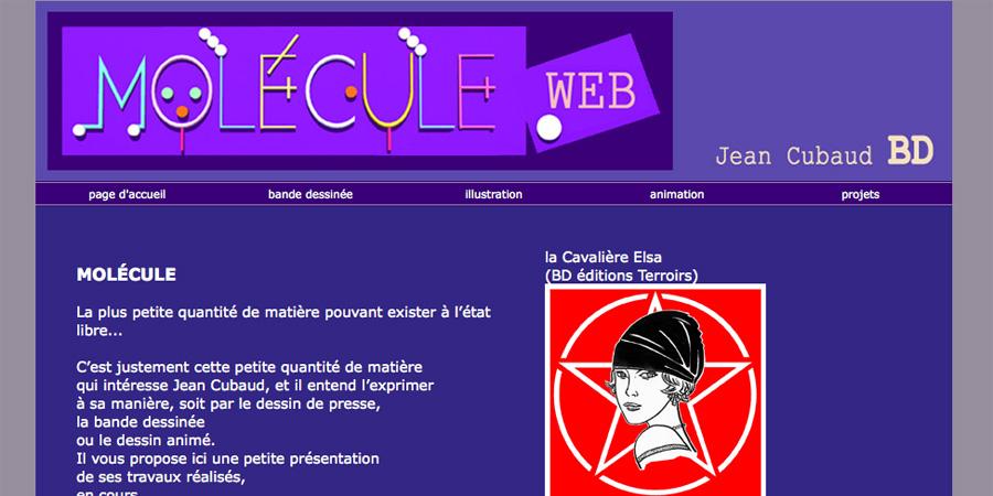 molecule-web