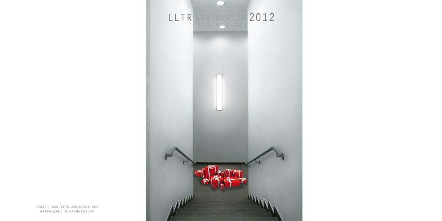 carte voeux 2012 lltr architectes urbanistes