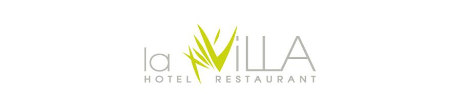 logo hôtel la VILLA Pondichéry