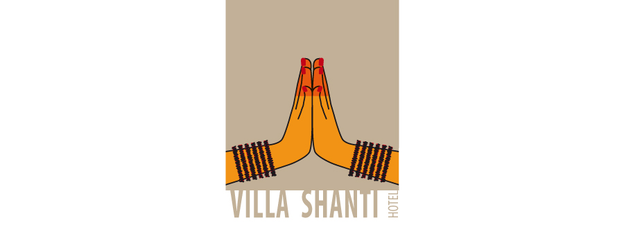 villa Shanti logo