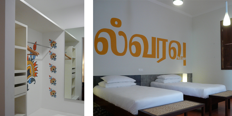 villa Shanti decors-2